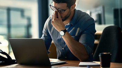 STRESS VISIVO DA MONITOR: 3 consigli per diminuirlo